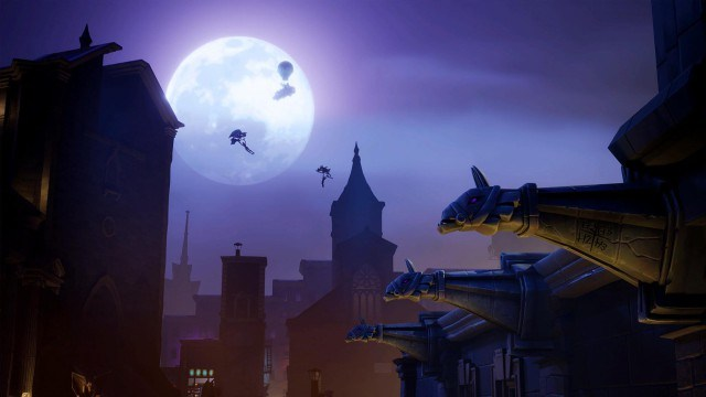 Fortnite Gotham City